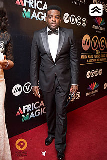 Kunle Afolayan Nigerian actor, director and producer