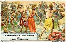 mahabharata war dating