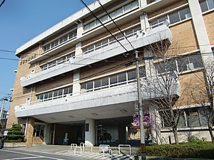 Kyoto Bunkyo Junior and Senior High School.JPG