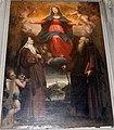 L'empoli, Vergine assunta tra i santi Antonio abate e Verdiana, 1600, ritoccato poi da alessandro gherardini 2.jpg