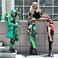 LBCE 2014 - Green Arrow and his cast (14344973246).jpg