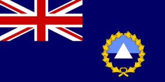 Blue Ensign - Image: LSC Ensign