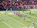 LSU at Arkansas, 2012 001.jpg