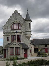La Chapelle-Erbrée (35) Mairie.jpg
