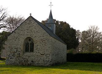 Peillac - The chapel of Saint-Julien