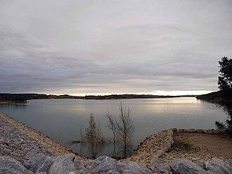 Baraigne - The Lac de la Ganguise