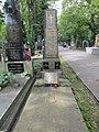 Ladislav Klíma-hrob, Hřbitov Malvazinky 06.jpg