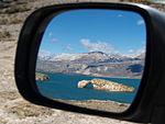 Lago Posadas, Patagonia, Argentina (2008) + Derivative work 1