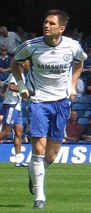 Among Chelsea's current players, Frank Lampard has made the most appearances and scored the most goals.