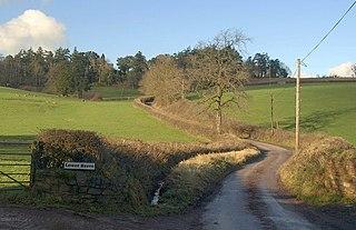 Zeal Monachorum village in the United Kingdom