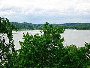 Lapinjärvi (municipality) - Lake Lapinjärvi