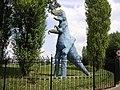 Large Dinosaur - geograph.org.uk - 210529.jpg