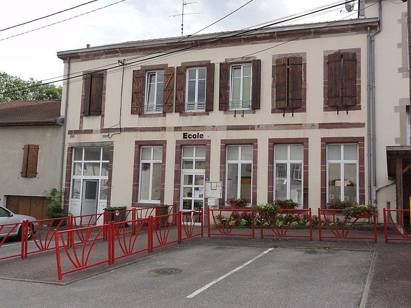 Laronxe (M-et-M) école