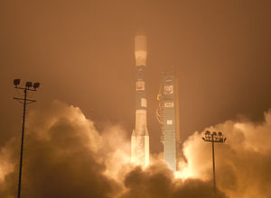 Orbiting Carbon Observatory 2 - Launch of OCO-2 on a Delta II rocket