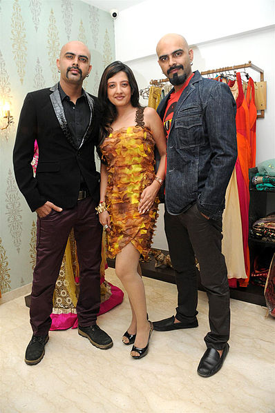 File Launch Of Men S Wear Pegasus 04 Rajiv Laxman Amy
