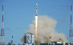 Vostochny Cosmodrome - Launch of the Soyuz-2.1a from Vostochny Cosmodrome. 28 April 2016