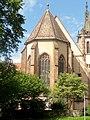 Lautenbach, Wallfahrtskirche Mariä Königin, Chorraum, Ansicht von Osten.jpg