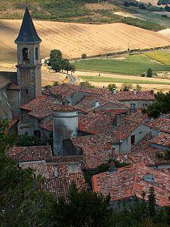 Lautrec Commune in Occitanie, France