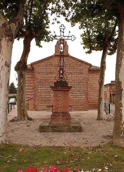 Chapelle Notre-Dame de la Compassion, Lavernose