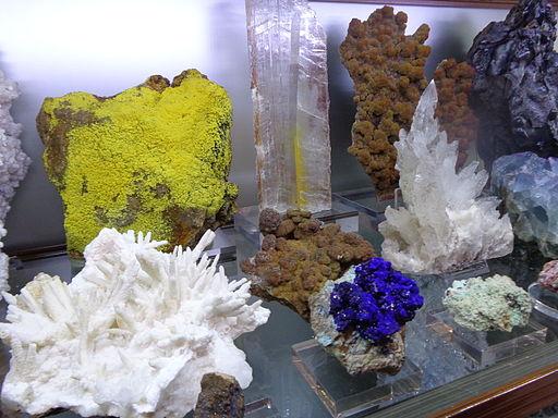 Lavreotiki Minerals