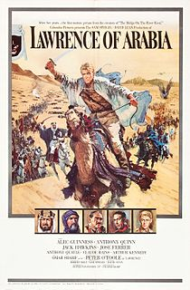 1962 British film directed by David Lean