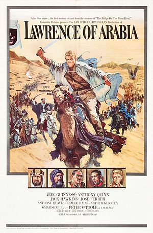 Howard Terpning - Image: Lawrence of arabia ver 3 xxlg