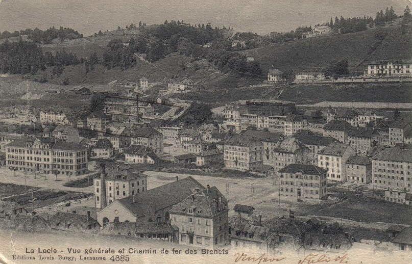 Le Locle 1907