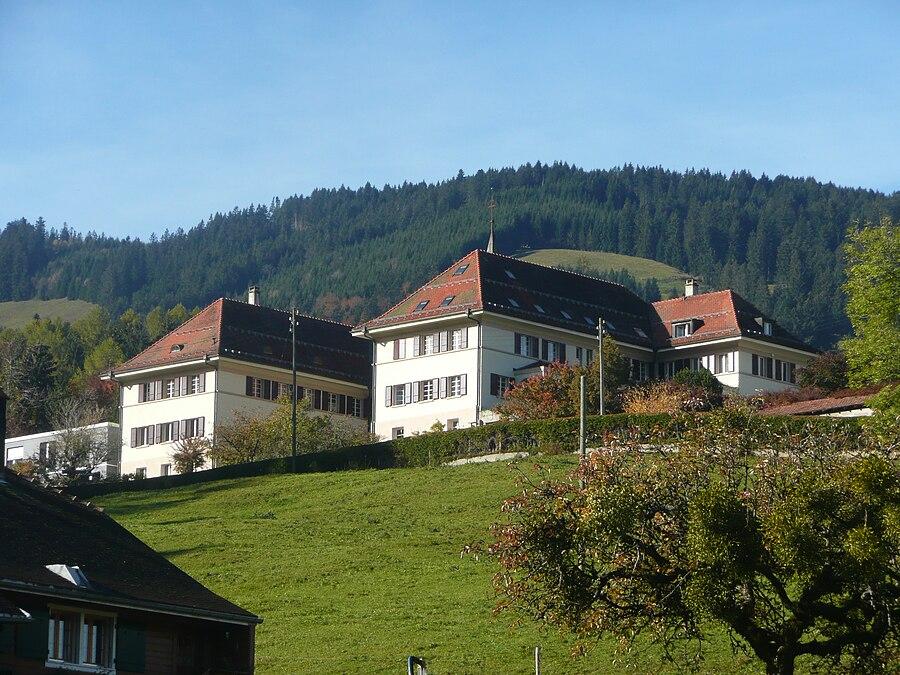 Le Pâquier, Fribourg