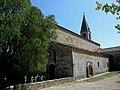 Le Thoronet Abbaye Eglise Cote Sud - panoramio.jpg