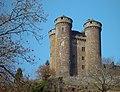 Le château d' Anjony, 15ème siècle, département du Cantal.jpg