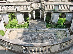 Le nymphée de la Villa Giulia (Rome) (5883871878).jpg