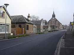 Le pommereuil village church.jpg