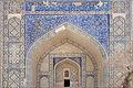 Le portique de la médersa Modar-i-Khan (Boukhara, Ouzbékistan) (5693312560).jpg