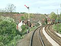 Leaving Lincoln - geograph.org.uk - 413456.jpg