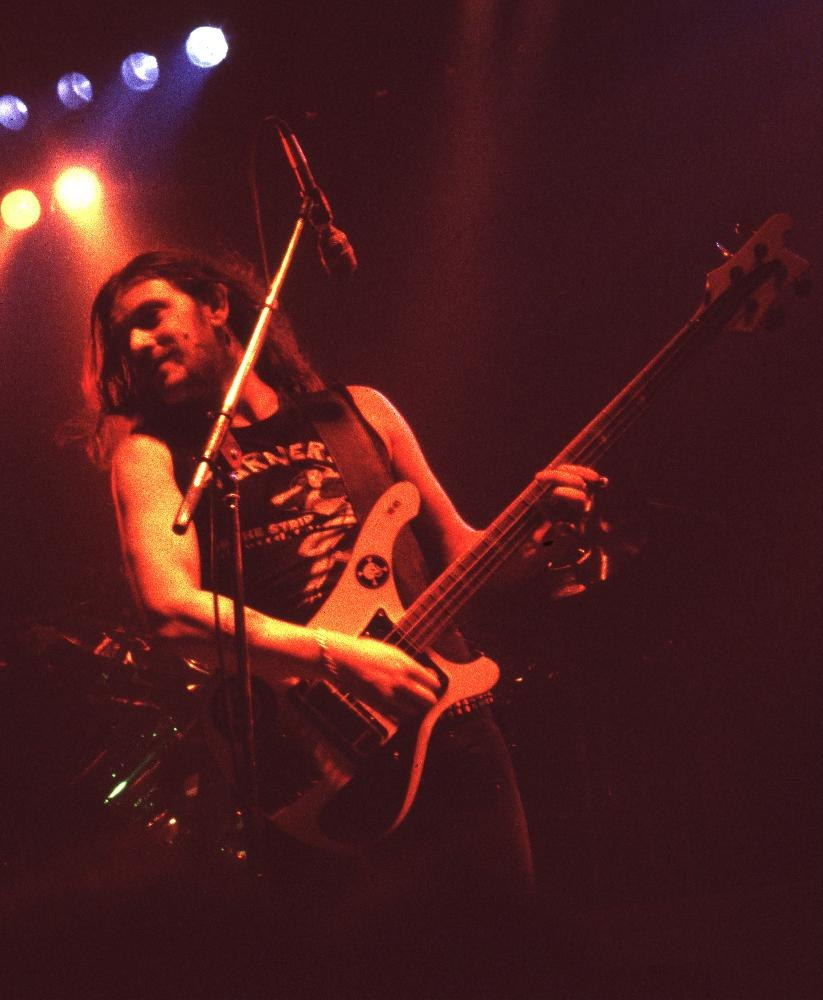 Lemmy St. Albans 1982