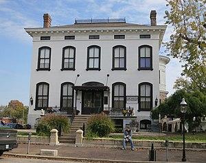 Lemp Mansion - Front of the Lemp Mansion