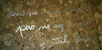 John Lennon Park - Image: Lennon plaque