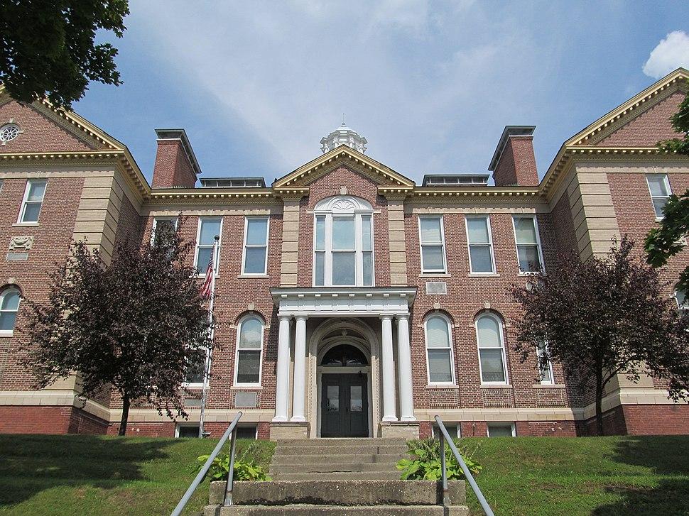 Lenox High School, Lenox MA