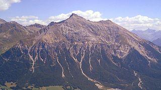 Lenzerhorn mountain