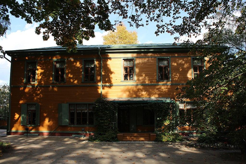 Leo Tolstoy museum.JPG