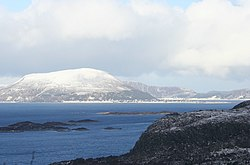 View of Lepsøy