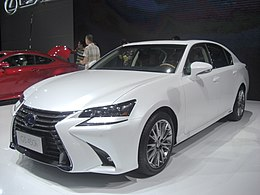 Lexus GS450h CN-Spec 04 in 13th Autoshow Guangzhou.jpg