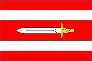 Libčeves - Image: Libčeves vlajka