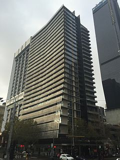 Liberty Tower Melbourne