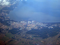 Lidkoping from the air.jpg