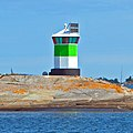 Lighthouse near Sandhamn Sweden 4 2011.jpg