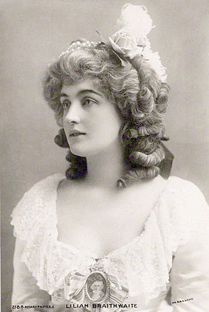 Lilian Braithwaite - Lilian Braithwaite in the 1910s