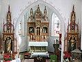 Limpach St Georg Hochaltar und Seitenaltare.jpg