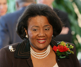 Linda W. Cropp - Cropp in 2007
