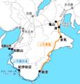 LineMap Kisei jp.png